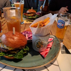 awesome burgers!