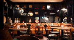 Nice restaurant / bar. Pic booking.com